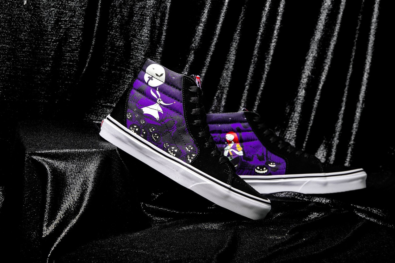early look vans the nightmare before christmas collection