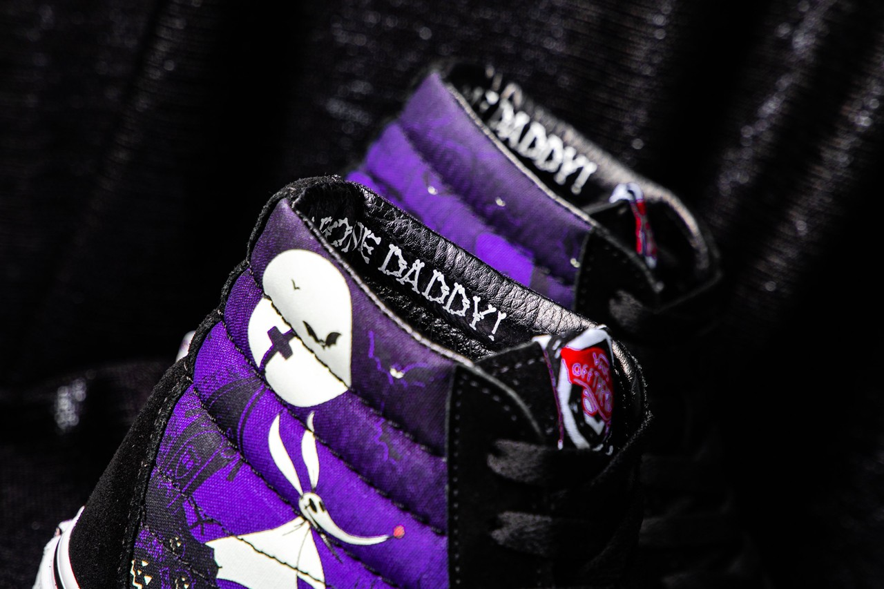 Here's an Early Look at 'The Nightmare Before Christmas' x Vans Collection