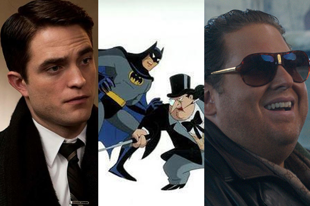 jonah hill villain in robert pattinson the batman movie