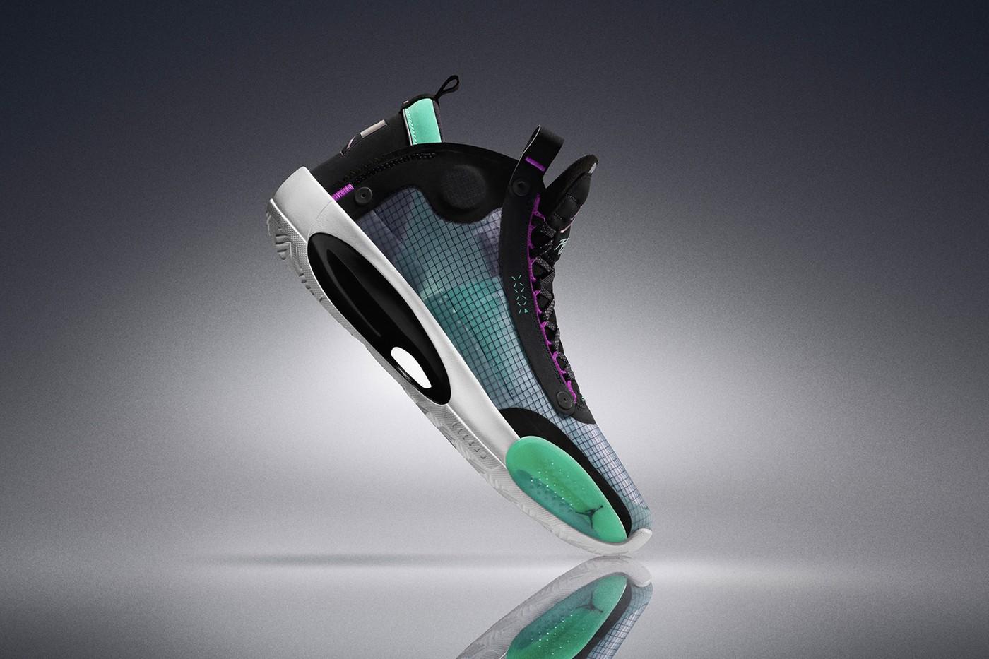 Jordan Brand Introduces the Air Jordan XXXIV