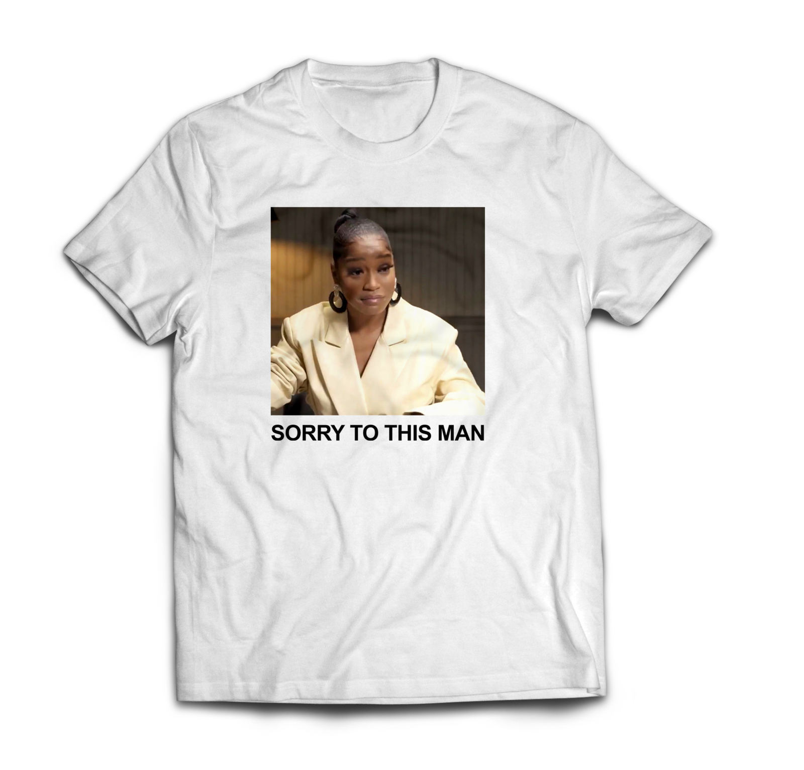 The Gag Is! Keke Palmer is Cashing in On Hilarious 'Sorry To This Man' Meme With Merch