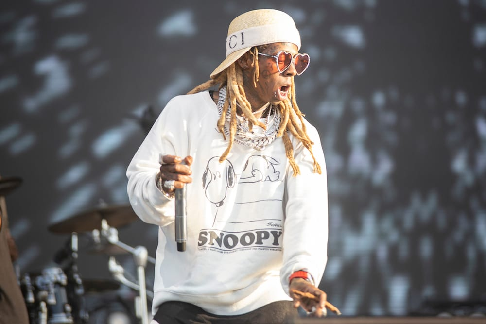 lil wayne ordered to pay k in concert fraud suit