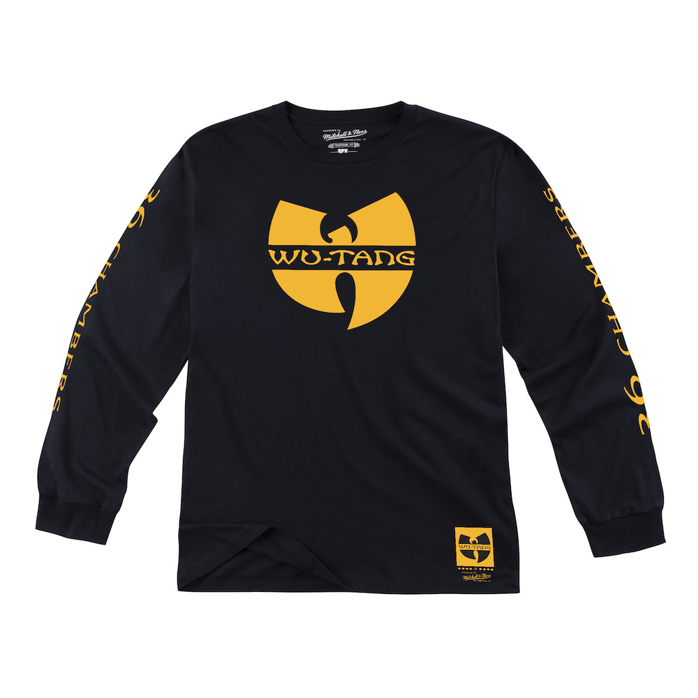 Mitchell & Ness Teams With Hulu for a 'Wu-Tang: An American Saga' Capsule Collection