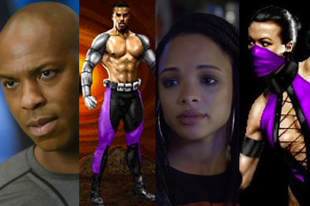 Take a Look at the Official'Mortal Kombat' Reboot Cast | The Source