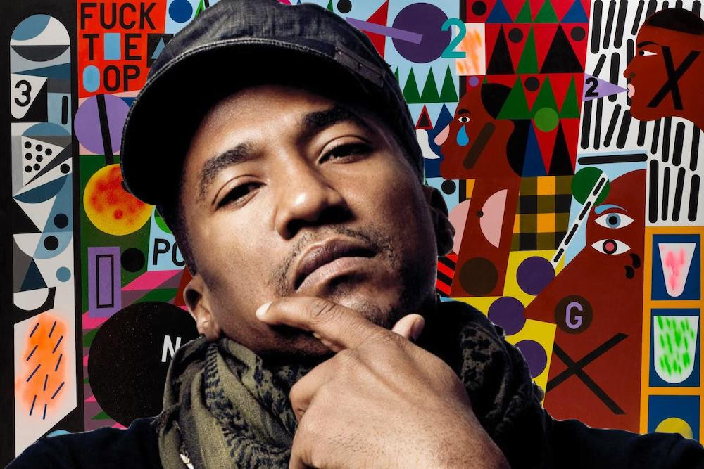 q tip bonhams new york showcase personal art collection