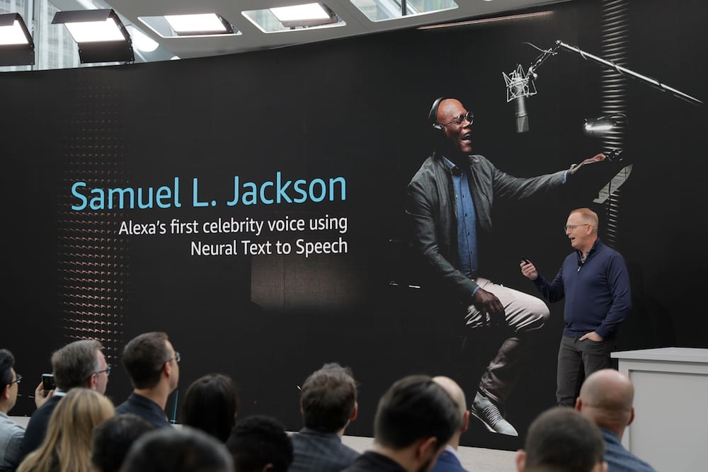 WHAT, MOTHERF****R?! Samuel L. Jackson Is Amazon's New Voice for Alexa