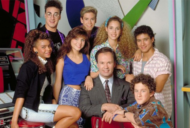 Saved by the Bell Reboot Will Feature Zack Morris as California's Governor