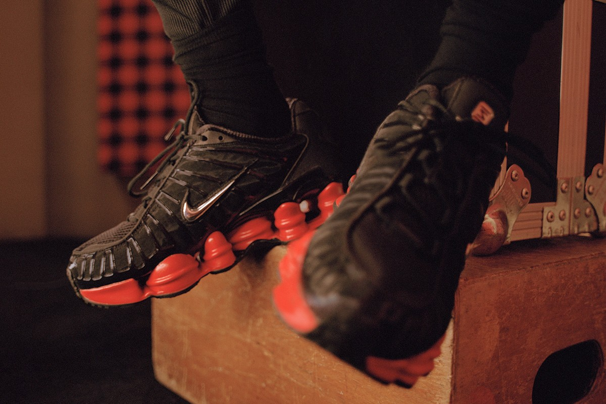 Here's an Official Look at Skepta's Nike Shox TL Collaboration