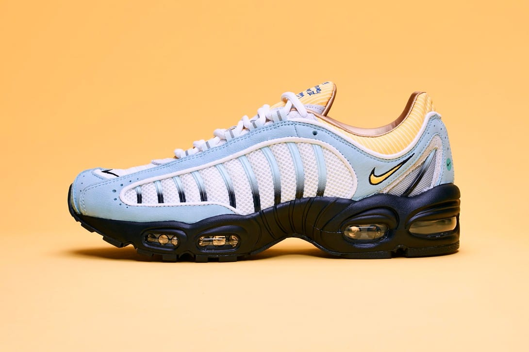 sneakersnstuff nike air max tailwind iv th anniversary