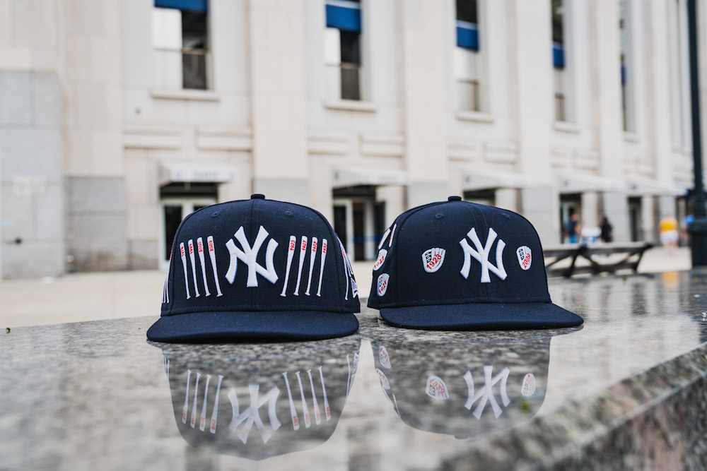 Spike Lee Pays Homage to the New York Yankees' 27 World Series Championships With a New Era Collab