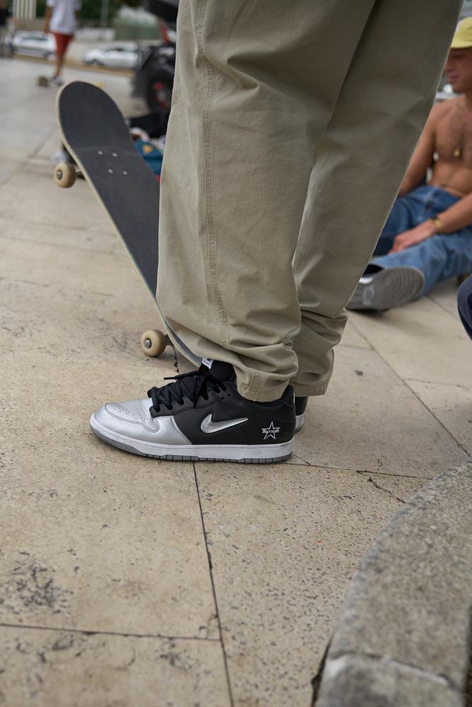 Peep the 2019 Supreme x Nike SB Dunk Low Collab
