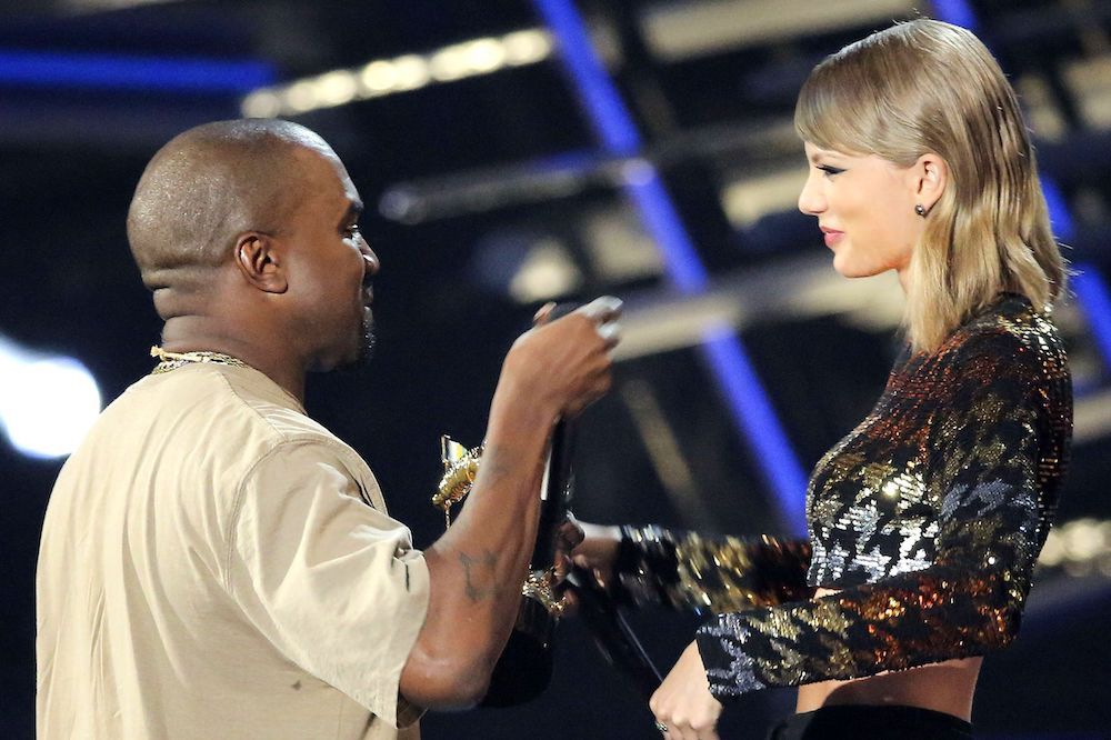 taylor swift kanye west beef rolling stone cover story