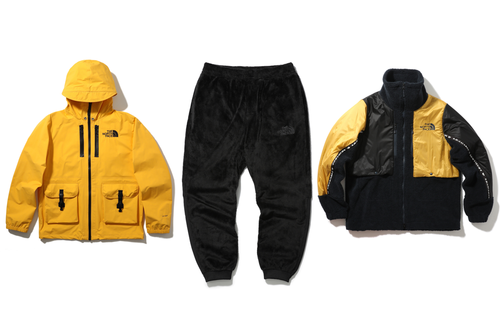 the north face fall  black series the archives reimagined
