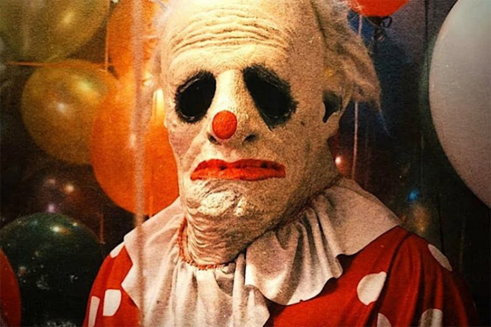 wrinkles the clown documentary trailer real pennywise it chapter