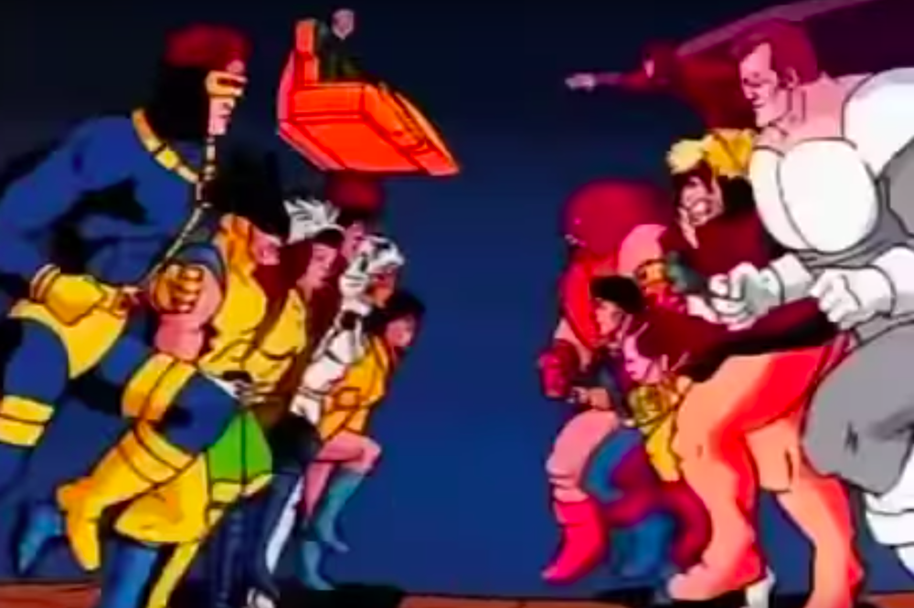 x men the animated series and other classic marvel cartoons will be on disney plus