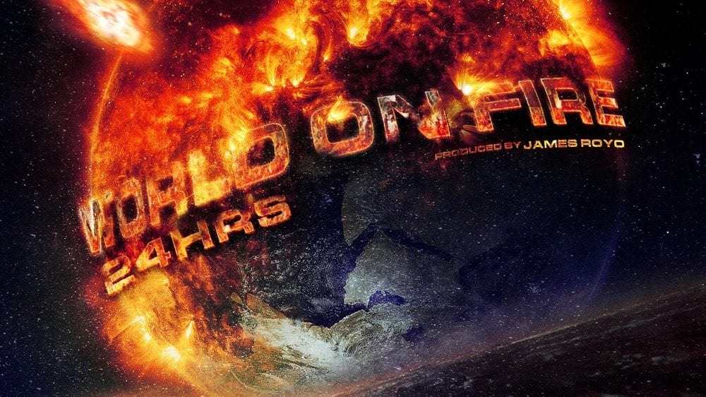 24Hrs Drops Sophomore Album, 'World on Fire' Featuring DMX, Wiz Khalifa and More
