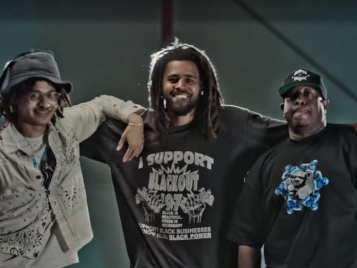 Gang Starr J Cole Family and Loyalty MV