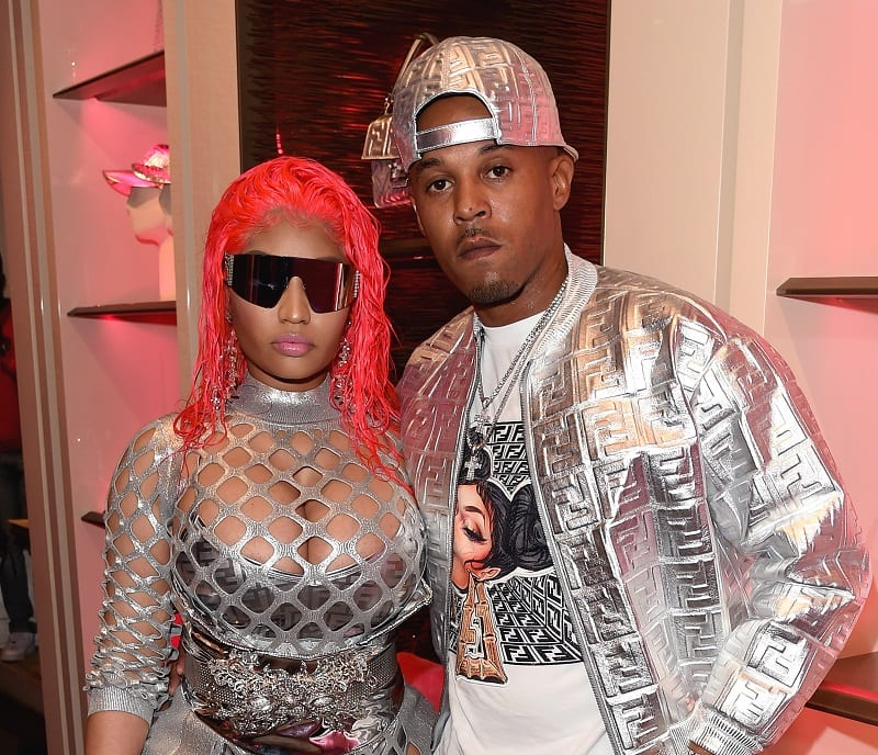 Kenneth Petty Reportedly Files Request to Be Present During Nicki Minaj's Birth