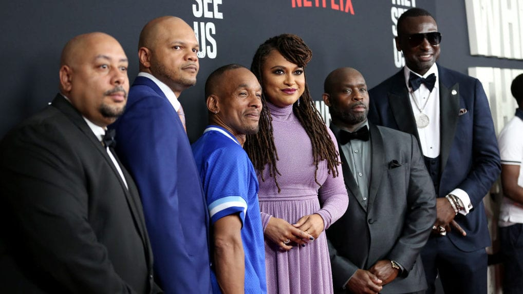 Ava DuVernay and Netflix Sued for 'When They See Us' Interrogation Depiction