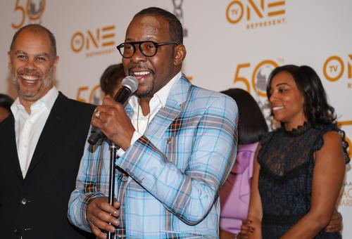 Bobby Brown Says New Edition Wasn't Credited for Nancy Reagan's 'Just Say No' Slogan