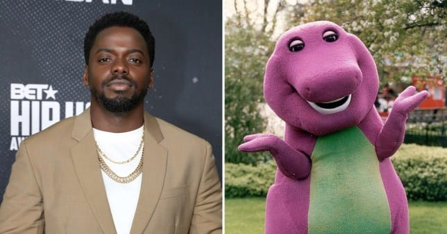 Daniel Kaluuya to Produce Live-Action 'Barney' Movie