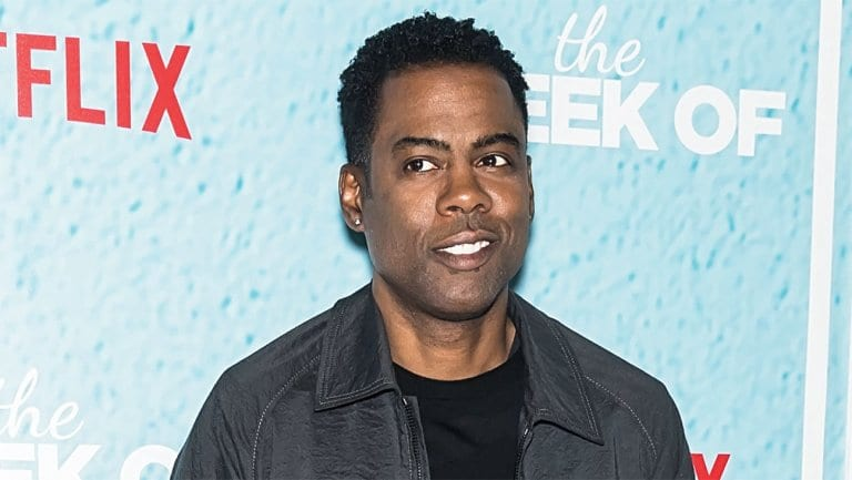 Chris Rock Learned That He Was 'Really Hard' On Himself Following Weekly Therapy Sessions