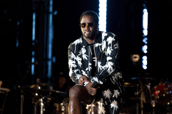 Diddy Shows Love to Shyne in His Run For Belize's House of Representatives
