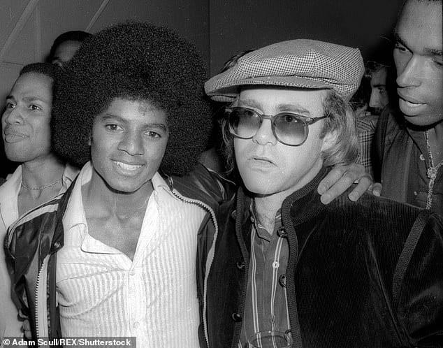 Elton John Reportedly Calls Michael Jackson 'Mentally Ill' in New Memoir