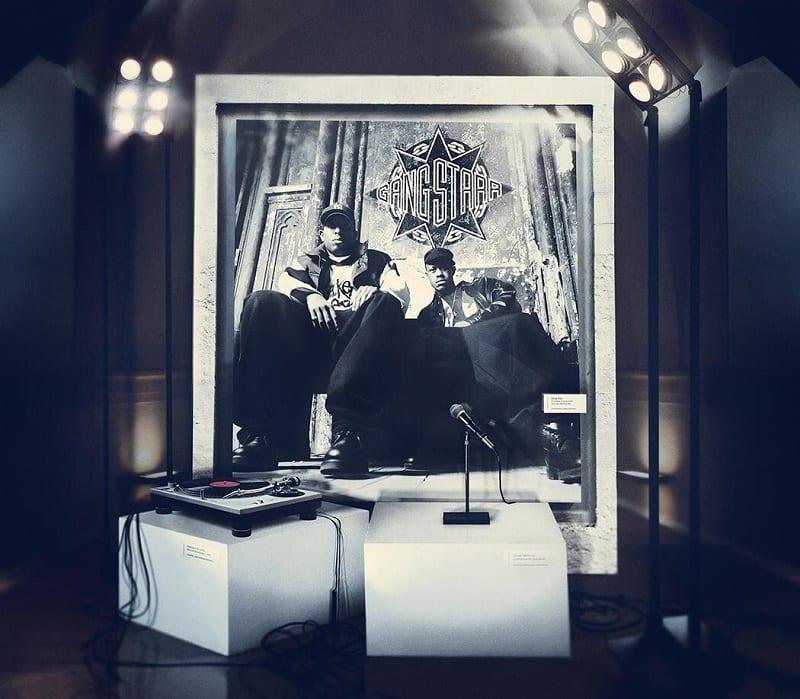 Gang Starr OOTBY Album Artwork