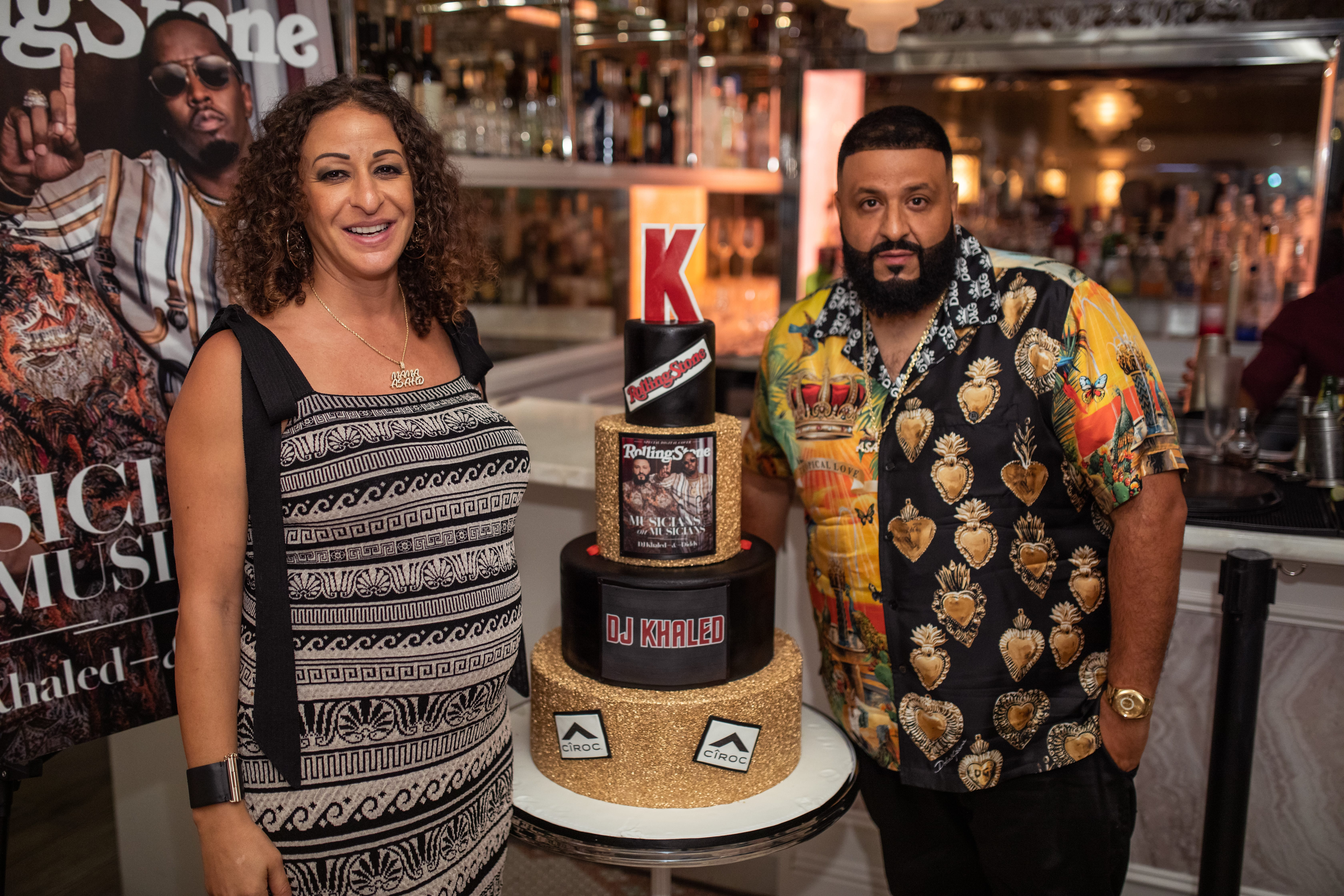 DJ Khaled & His Wife Nicole Relaunch Poshmark Pop-Up Closet For Charity