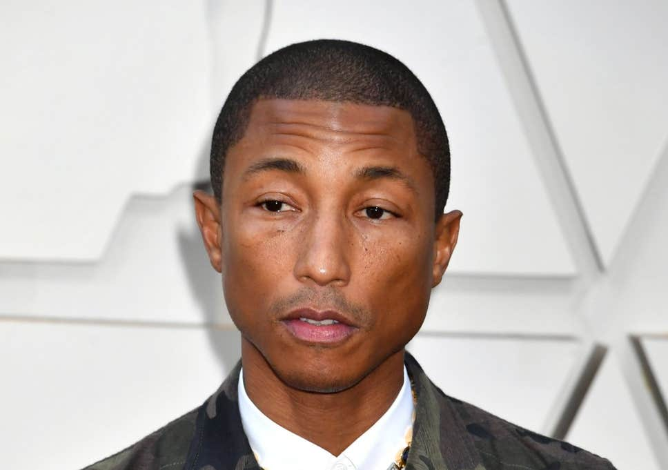 Pharrell Explains Why he Can't Stand Some of his Old Music: 'I Was Bragging Too Much'