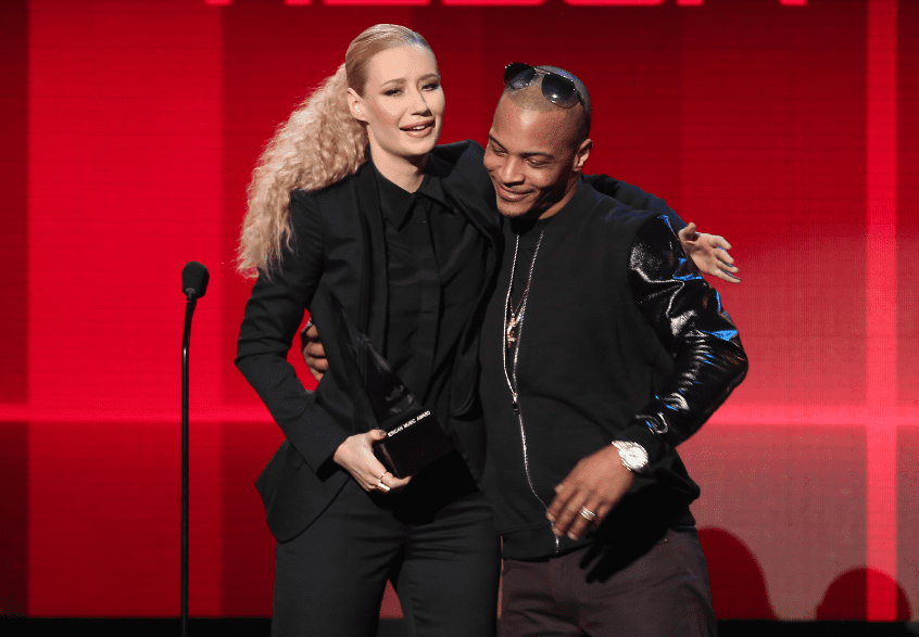 T.I. on Signing Iggy Azalea: 'That is the Tarnish of my Legacy'