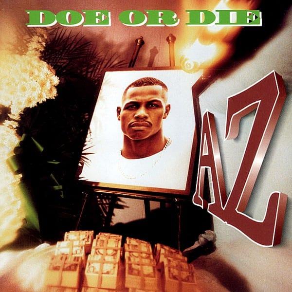 Today in Hip-Hop History: AZ Drops Debut 'Doe Or Die' Album 24 Years Ago
