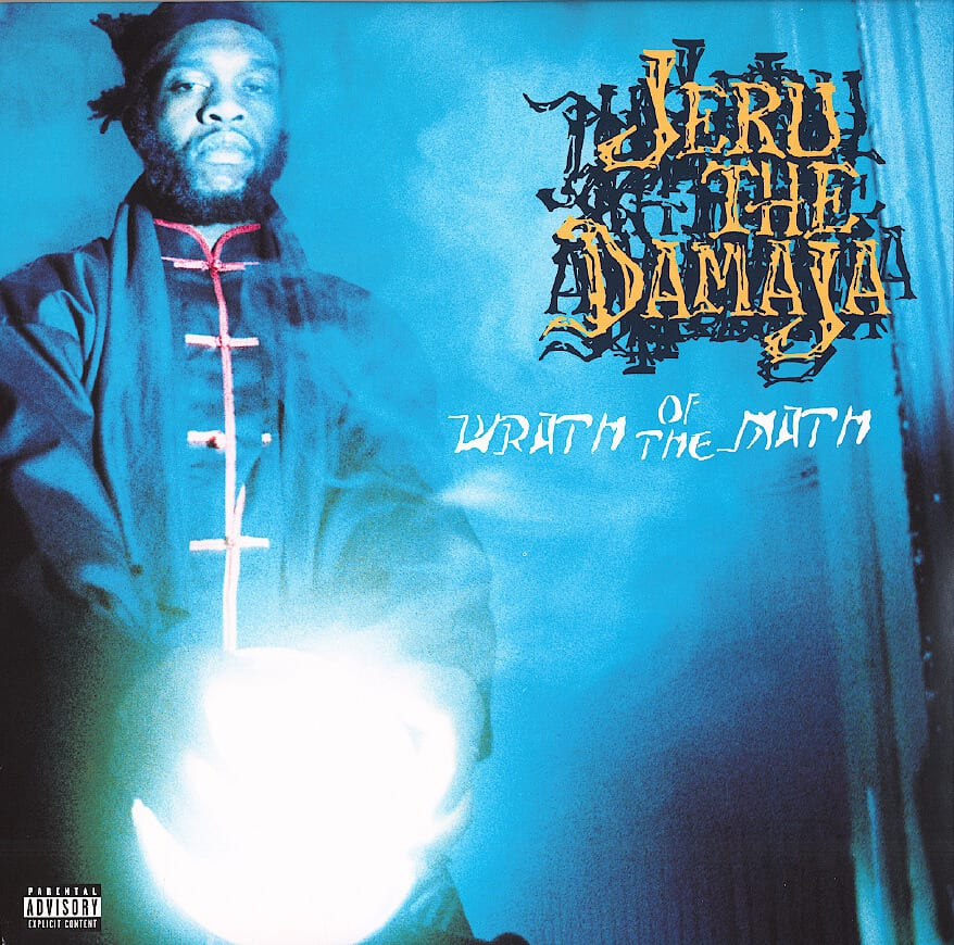 Today in Hip-Hop History: Jeru The Damaja Releases 'The Wrath Of The Math' 23 Years Ago