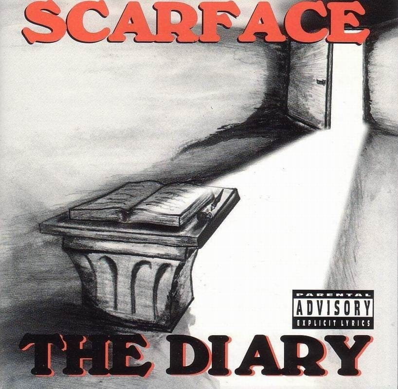 Today in Hip-Hop History: Scarface Released His Third Album 'The Diary' 25 Years Ago