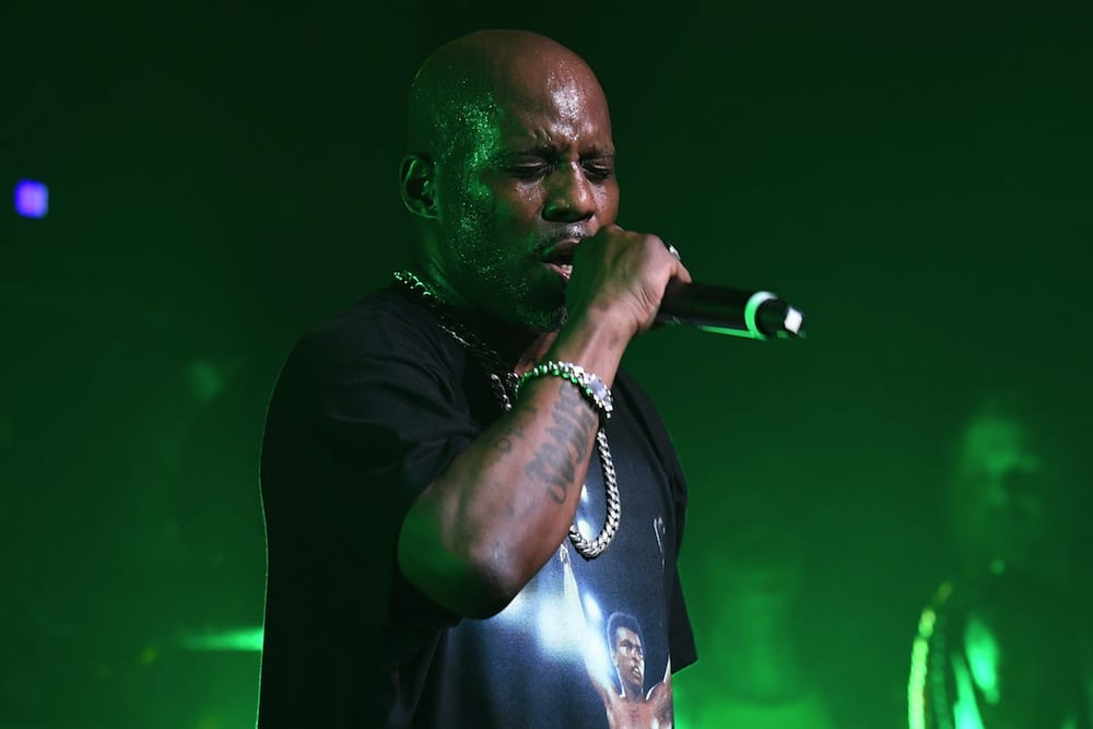 dmx no show puma def jam th anniversary party brooklyn