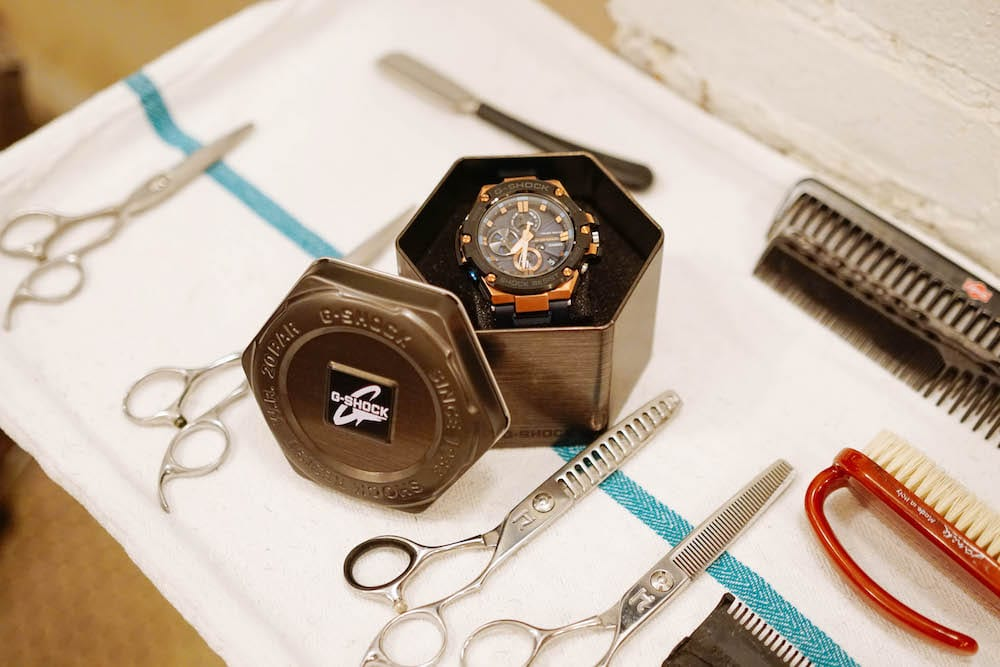Groomed to Perfection: G-SHOCK Debuts the New G-STEEL GSTB100G-2A