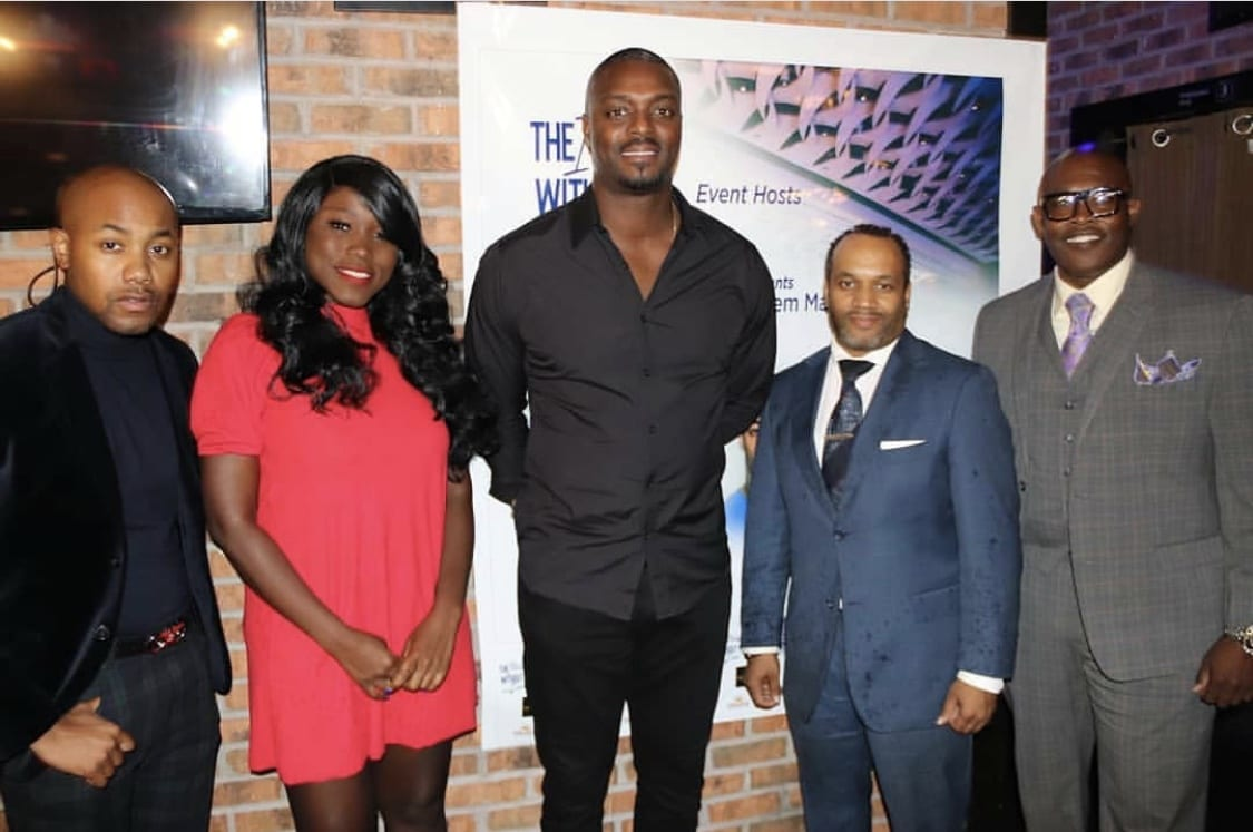 Source Sports: NFL Super Bowl Champion Plaxico Burress Hosts 'The Illness Without a Face'