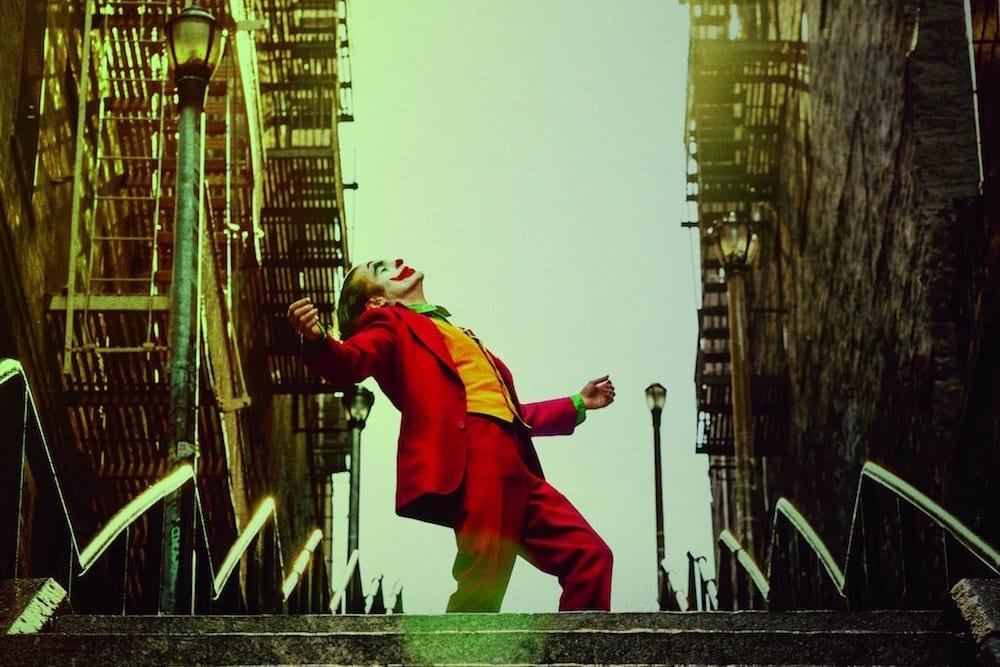 joker film jokerstairs bronx