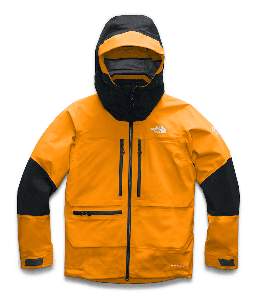 the north face futurelight collection