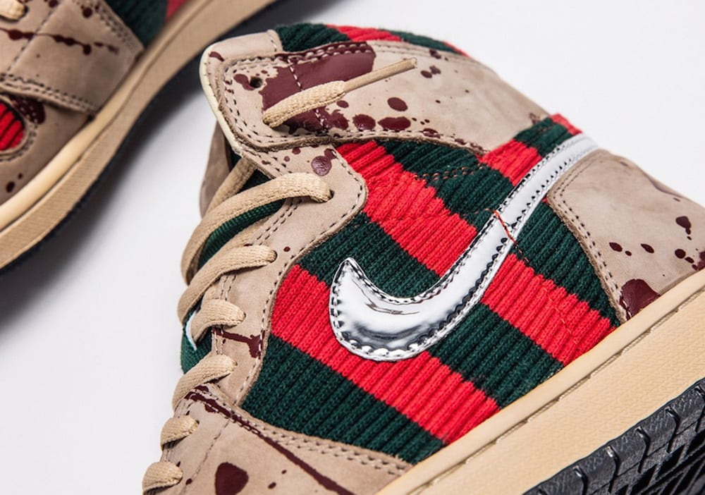 """The Shoe Surgeon 'Murdered' This Halloween-Themed """"Freddy"""" AJ1"""