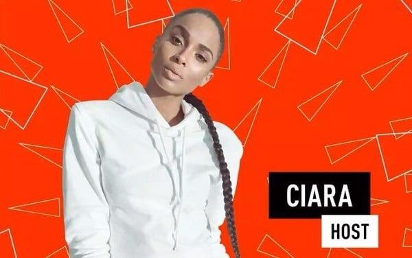 CiaraWillBeHostingAmericanMusicAwards