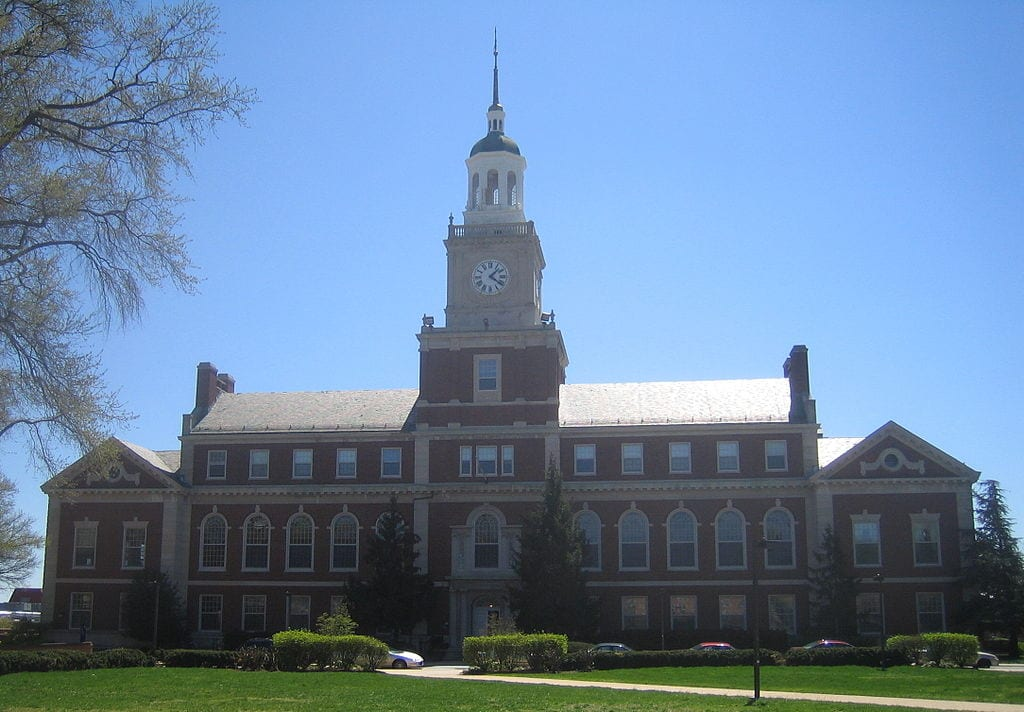 px Founders Library Howard University