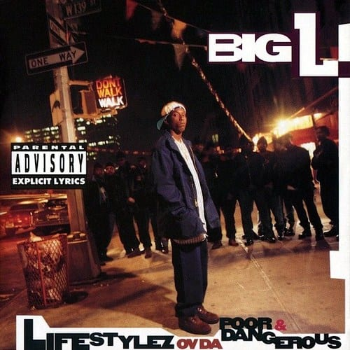 Today in Hip-Hop History: Big L Dropped His Debut Album 'Lifestylez Ov Da Poor And Dangerous' 24 Years Ago
