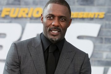 Idris Elba is Concerned About his Asthma After Testing Positive for Coronavirus