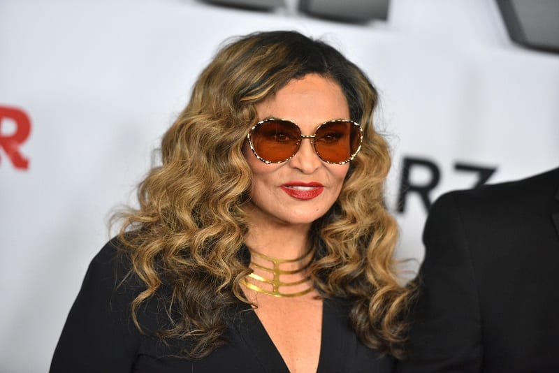 Tina Knowles Let Beyoncé Borrow Some of Her Art for an Upcoming Project
