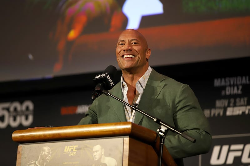 The Rock Announces 2022 Relaunch of the XFL