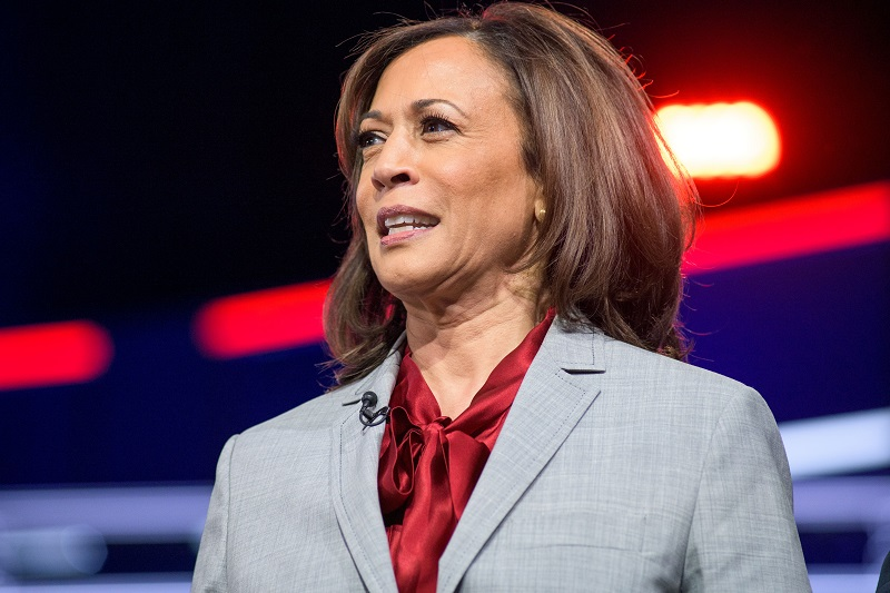 Kamala Harris Says Tupac Is The Best Rapper Alive