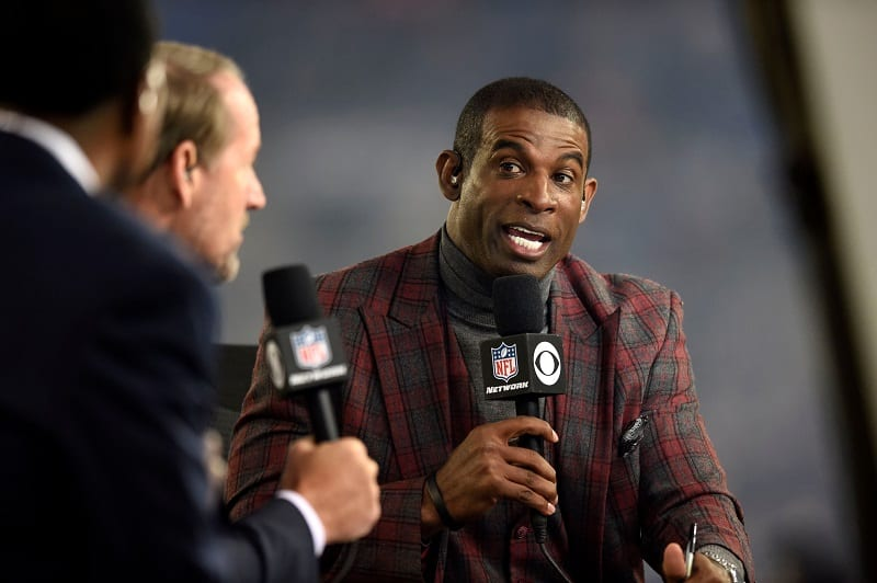 Deion Sanders Heading to Barstool Sports After NFL Network Departure