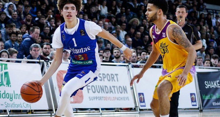 LaMelo Ball Expected to Sign Shoe Deal with Puma